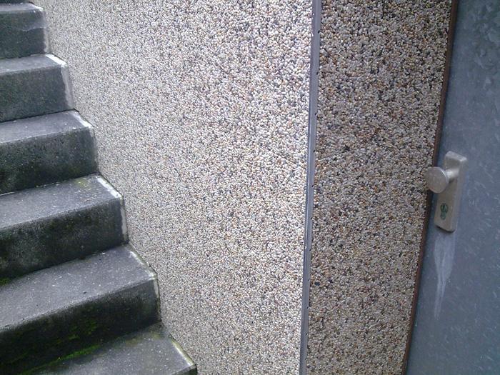 Steinteppich f r die wand mit renofloor geht allerhand - Steinteppich fliesen ...