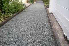 Außenbereich Gehweg Modul Marmor-Grün
