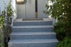 Außenbereich Treppe Marmor Teneriffa Modul