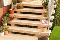 Außenbereich Treppe Marmor Classic Modul