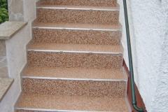 Aussenbereich Treppe Modul Marmor Classic