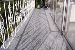 Außenbereich Balkon Modul Marmor-Teneriffa