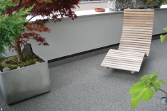 Außenbereich Balkon Modul Marmor-Basalt