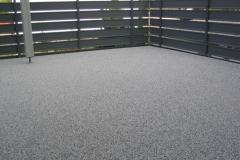 Außenbereich Balkon Modul Trendfarbe-Silber