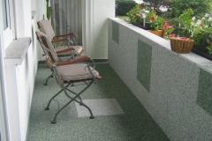 Außenbereich Balkon Modul Sondermischung