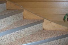Innenbereich Treppe Flow Modul Sondermischung Marmor-Classic