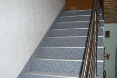 Innenbereich Treppe Modul Trendfarbe-Silber Trendfarbe-Zink