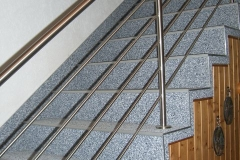 Innenbereich Treppe Modul Trendfarbe-Silber Trendfarbe-Zink