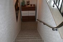 Innenbereich Treppe Modul Trendfarbe-Mondstein