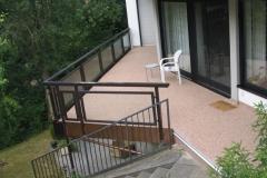 Außenbereich Balkon Modul Marmor-Classic