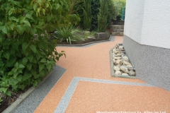 Außenbereich Terrasse Modul Marmor-Rot Marmor-Basalt