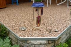 Außenbereich Terrasse Modul Marmor-Cappucino