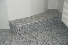 Innenbereich Badezimmer Marmor Teneriffa