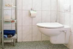 Innenbereich Badezimmer