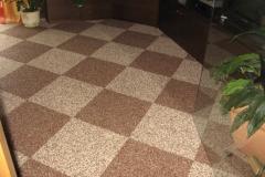 Innenbereich Modul System Marmor Latte Macchiatto und Marmor Espresso