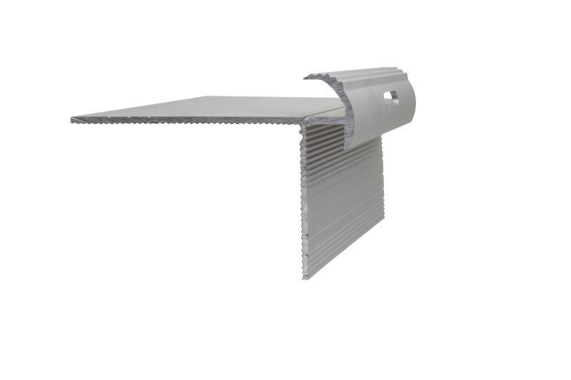 Steinteppich Treppen Profil