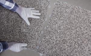 Steinteppich Fertigelemente DRAINfloor