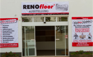 RENOfloor Ausstellung Oberursel