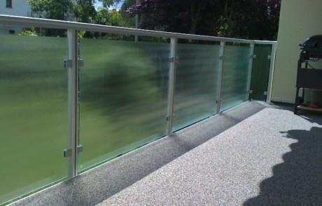 Balkonsanierung und Treppensanierung mit einem System