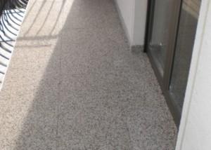 Bodenbelag frostsicher saniert mit Steinteppich Fertigelementen von RENOfloor