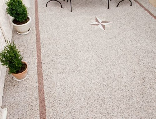 Dank Steinteppich: Balkonsanierung – leicht, dicht, einfach