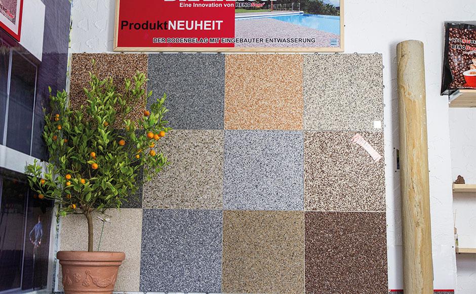 RENOfloor Ausstellung Kleinostheim